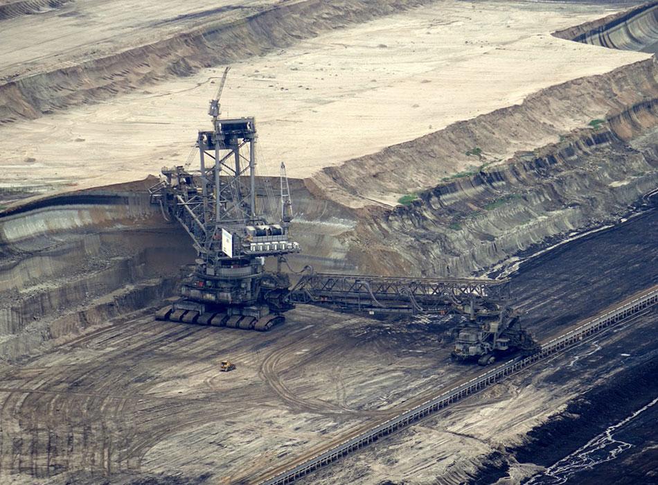 Minería y Petrolería